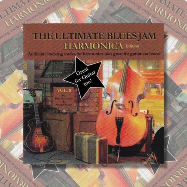Harmonica123 | Ultimate Blues Jam Package